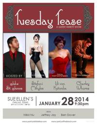 Tuesday Tease Dallas Sue Ellen's