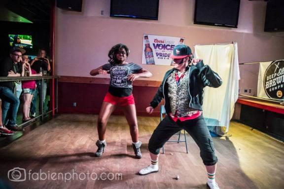 Jette Blaque & Buck Wylde