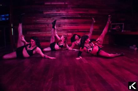Dallas School of Burlesque CATS