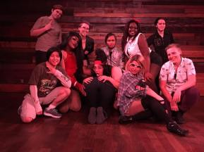 Rev Your Engines cast and crew