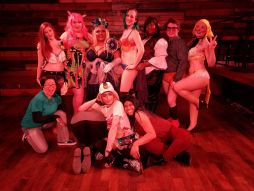 Toy Box cast and crew