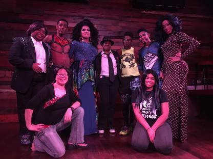 TOC Vol 5 cast and crew