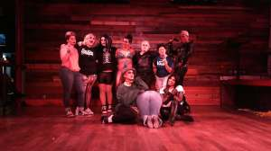 Warped Tease cast and crew