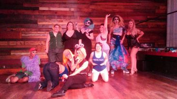Sabotease cast and crew