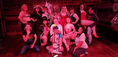 TOP 2: Bisexual Boogaloo cast and crew