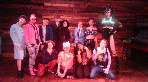 Nerds Geeks Dorks cast and crew