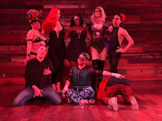Divas cast and crew