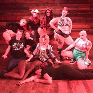 Butt Stuff cast and crew