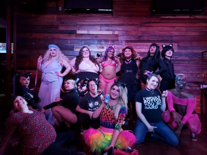 Pussy Tease cast and crew