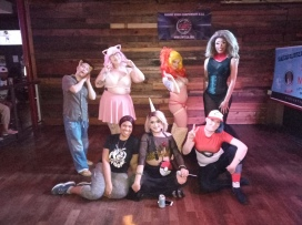 PokGAYmon 2 cast and crew