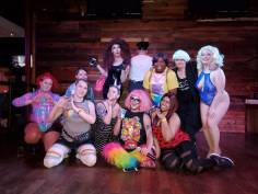 Tease the Rainbow cast and crew