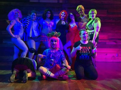 Bisexuali-Tease cast and crew