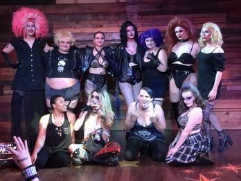 Pretty in Punk 2019 cast and crew