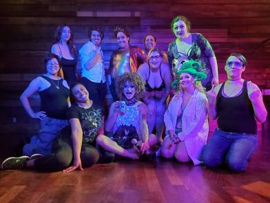 Queer Horizons cast and crew