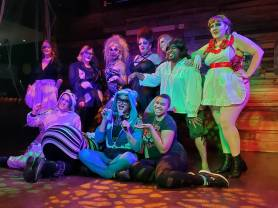 HallowTease Part 2 cast and crew