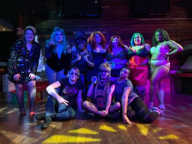 Juicy Tease cast and crew