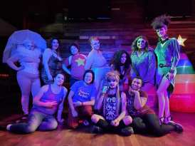 Gems and Thems cast and crew