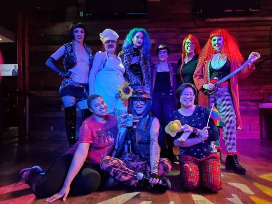 SaboTease Returns! cast and crew