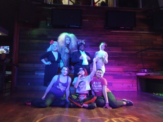 Raunchy Royals cast and crew