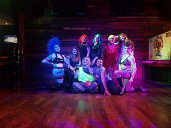 Femme Tease cast and crew
